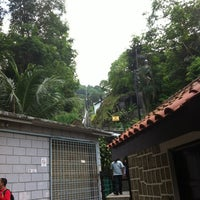 Photo taken at Penang Hill Railway Lower Station by Joycelyn L. on 6/8/2012