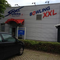 Photo taken at Bowling XXL by Ron on 6/18/2012