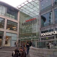 Photo taken at Manchester Arndale by Trevor M. on 4/4/2012