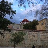 Photo taken at Iglesia de El Carmen de Abajo by Luis Felipe S. on 5/23/2012