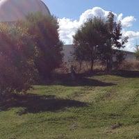 Photo taken at Mount Stromlo Satellite Laser Ranging Facility by Jo on 3/26/2012