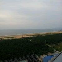 9/10/2012 tarihinde Yerbol Y.ziyaretçi tarafından Kempinski Hotel Qingdao'de çekilen fotoğraf