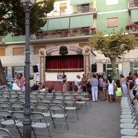 Photo taken at Teatro dei Burattini dei fratelli Ferraiolo by 🐗Enrico T. on 7/14/2012