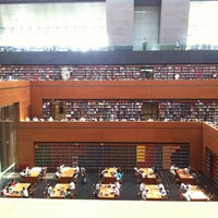 Photo taken at National Library of China by Yue (Valerie) H. on 7/16/2012