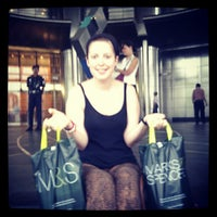 Photo taken at Marks & Spencer by Kate G. on 5/1/2012