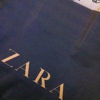 Photo taken at Zara by Marina✡ K. on 3/30/2012