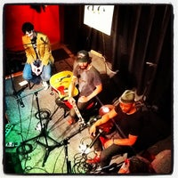 Photo taken at Mississippi Studios by 📻📲 Radio23.org on 4/15/2012