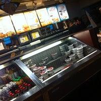 Photo taken at Einstein Bros Bagels by Chuck M. on 5/18/2012