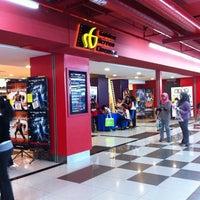 Photo taken at Golden Screen Cinemas (GSC) by littleredzs on 5/12/2012