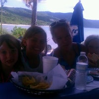 Photo taken at Off The Wall Beach Bar by Chrissie B. on 6/9/2012