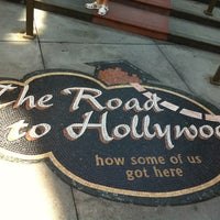 Photo taken at Hollywood Boulevard by Anastasia I. on 8/13/2012