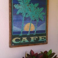 Photo taken at Castaway Cafe by The Maui Couple on 5/26/2012
