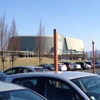 Photo taken at Grande Halle d'Auvergne by Aurore G. on 3/9/2012