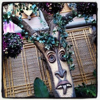 Photo taken at Enchanted Tiki Room by Nicole K. on 4/11/2012