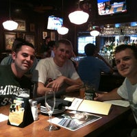 Photo taken at BlackFinn American Grille by Jenn B. on 3/4/2012