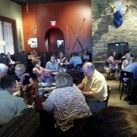 Photo taken at The Blue Moose Bar & Grill by Ariel Akiva on 7/27/2012