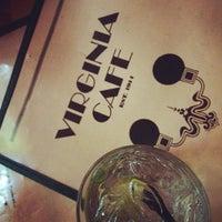 Photo taken at Virginia Cafe by Megan S. on 6/29/2012