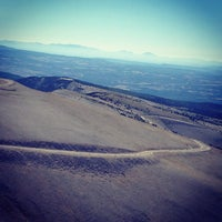 Photo taken at Mont Ventoux by Alain H. on 7/12/2012