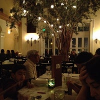 Photo taken at Thea Mediterranean Cuisine by Peeyush D. on 3/5/2012