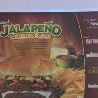 Photo taken at Steak 'n Shake by Spencer M. on 5/27/2012