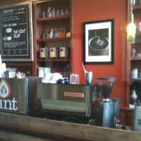 Photo taken at Heine Brothers' Coffee by Brian D. on 7/20/2012