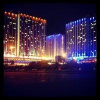 Снимок сделан в Измайлово «Гамма-Дельта» / Izmailovo Gamma Delta Hotel пользователем Denis D. 8/13/2012