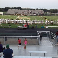 Photo taken at Bob Commings Field by George T. on 8/17/2012