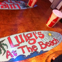 Photo taken at Luigi's At The Beach by Nasara G. on 8/18/2012