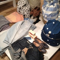 Photo taken at Madewell by Kelley on 3/25/2012