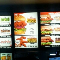 Photo taken at Carl's Jr by Marie C. on 3/14/2012