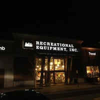 Photo taken at REI by Fred L. on 3/20/2012
