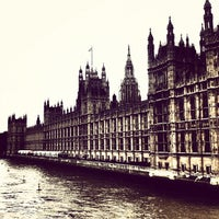 Photo taken at Houses of Parliament by Dan S. on 2/27/2012