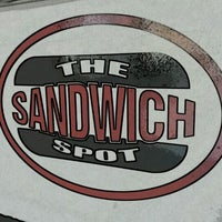 Photo taken at The Sandwich Spot by Brian B. on 5/6/2012