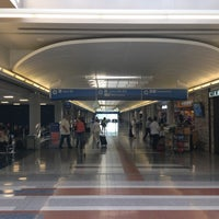 Photo taken at Concourse B - Richmond International Airport by Jonathan F. on 5/3/2012