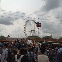 Photo taken at よみうりランド アニマルレスキュー by ash f. on 4/30/2012