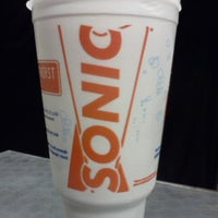 Photo taken at SONIC Drive In by Philip F. on 6/13/2012