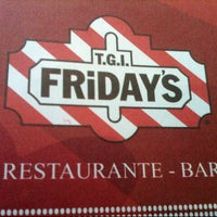 Photo taken at T.G.I. Friday's by Ivan B. on 7/6/2012