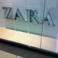 Photo taken at Zara by Lester P. on 4/27/2012