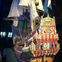 Photo taken at Vasa Museum by Irina Z. on 9/7/2012