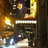 6/29/2012にSherie S.がThe St. Regis New Yorkで撮った写真