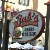 Photo taken at Bub's Burgers & Ice Cream by 🌹Jen-Nay🌹 on 8/17/2012