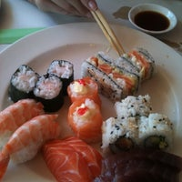 Photo taken at Active Sushi by Steve K. on 3/15/2012