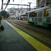 Photo taken at MBTA Fenway Station by Richard G. on 7/28/2012
