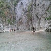 Photo taken at Acheron Springs by Minse N. on 9/6/2012