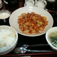Photo taken at 陳麻家 神保町店 by Nobukazu N. on 2/14/2012