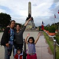 Foto tomada en Rizal Park por Jojo R. el 6/12/2012