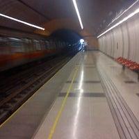 Foto tomada en Metro Las Mercedes por Javiera M. el 5/30/2012