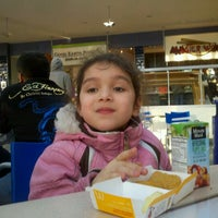 Photo taken at Paramus Park Food Court by Carlos P. on 3/3/2012