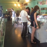 Photo taken at Sweat Records by Melo G. on 9/2/2012