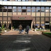 Photo taken at Hotel Olšanka by Barsukova L. on 9/12/2012